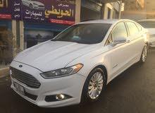 Hybrid Fuel/Power   Ford Fusion 2013