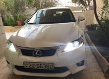 Automatic Lexus CT 2011
