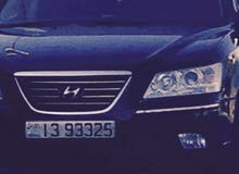 For sale Hyundai Sonata car in Irbid