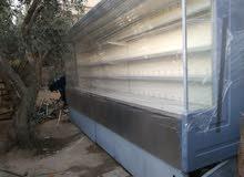 ثلاجات عرض مكشوفة طول 4 متر