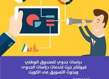 استشارات ودراسات جدوي