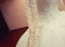 فستان زفاف موديل جديد