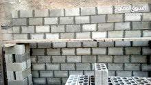 معلم بناء بلوك وبناء حجر