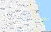 للبيع ارض في ابوفطيره 3 شوارع