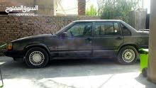 سيارة فالفو موديل 1995 محرك وكير جديد سنتر لوك باتري جديد السيارة