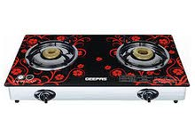 GEEPAS GAS STOVE ITALY TECHNOLOGY