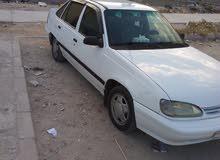 White Daewoo Racer 1994 for sale
