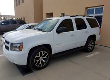 For sale 2011 White Tahoe
