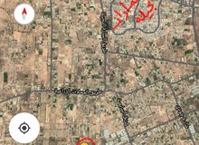 قطعة ارض للبيع في نجيلة