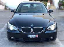 استيراد سويسرا BMW 530i.
