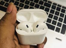 Airpods for sell only  without box  Without cable  price-43 BD fixed