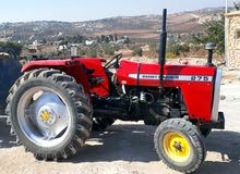 A Tractor is available for sale in Jerash