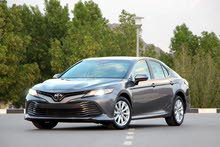 km mileage Toyota Camry for sale