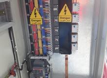 power & control panel  تجميع كافة اللوحات الكهربائية ولوحات الطاقة الشمسية