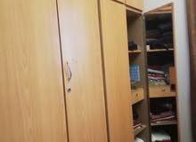 6 door cupboard with mirror