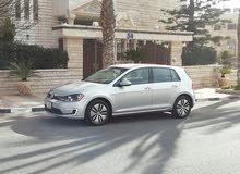 جولف إلكترك  Volkswagen eGOLF 2016 بحاله الوكاله كلين فحص كامل بسعر مغري