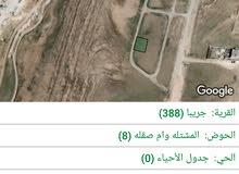 ارض للبيع في ضاحية المدينه / حي المدينه الرياضية مربعه ومستوية