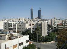 7th Circle neighborhood Amman city - 130 sqm apartment for rent
