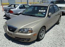 Hyundai Elantra 2006 For sale - Gold color