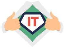 IT Services خدمات وحلول تقنية المعلومات