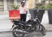 مطلوب سائقى دراجه ناريه