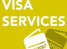 مستشار التاشيرات و تحديد مواعيد بالسفارات