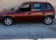 Automatic Maroon Opel 1995 for sale