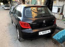 km mileage Peugeot 307 for sale