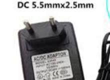 مطلوب آدابتر 22 فولت مخرج 545 مللي امبير او اكثر خاص ب روتر تومسون