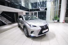 New condition Lexus NX 2018 with 0 km mileage