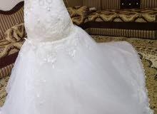 فستان زفاف جميل جدا