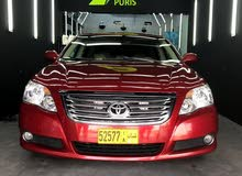 Toyota Avalon 2006 For sale - Red color