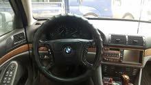 مطلوب سيارة BMW موديل 525 بالتقسيط ..