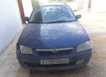 Mazda 323 in Gharyan
