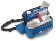 حقيبة للأنسولين و المواد ذات الصلة .للتبريد .لمرضى السكري. insulin or related supplies Cooling Case