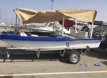 للبيع قارب (نزهه) بريطاني