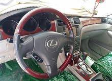 Silver Lexus ES 2004 for sale