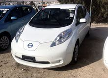 km mileage Nissan Leaf for sale