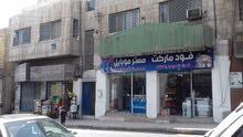 مجمع  تجاري للبيع في الزرقاء السوق حي الأمير محمد (مؤجر لوزارة الصحة)