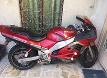 Basra - Kawasaki motorbike made in 2011 for sale