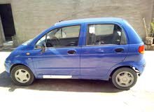 For sale 2000 Blue Matiz