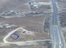 قطعة أرض في جرش النبي هود حوض سقيا