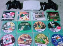Used Playstation 1 device with add ons for sale today
