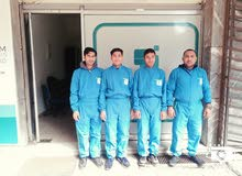 Clean Team Company.. provide employees cleaning services all over Lebanon