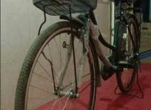 دراجة هوائية نو ع سياحي جديدة سعرها 90 الف