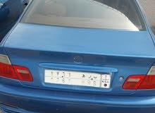 سيارة بي ام 2001 بحالة جيدة  للبيع