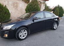 Chevrolet Cruze 2014 For sale - Black color