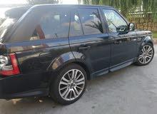 Range Rover luxury-sport 2012
