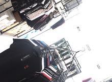 مشروع بيع ملابس واكسسوارات رجالية للبيع