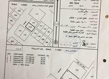 ارض سكني تجاري